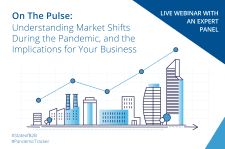 Watch our 'On The Pulse: Pandemic Tracker' webinar